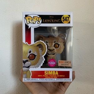 The Lion King Funko POP! #547
